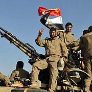 statul islamic pierde teren o rafinarie a fost bombardata fortele irakiene avanseaza spre tikrit