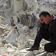 bilantul dupa 4 ani de conflict sangeros in siria peste 210000 de morti