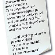 angajatorii dau teste de limba romana la recrutare