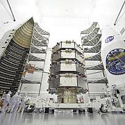 nasa a lansat patru sateliti care vor monitoriza campul magnetic al terrei
