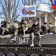 presedintele ucrainei a semnat decretul pentru acordarea unui statut special zonelor donetk si lugansk