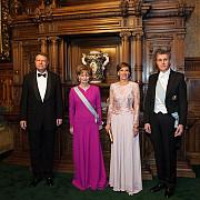 principesa margareta implineste 66 de ani presedintele iohannis la dineul regal
