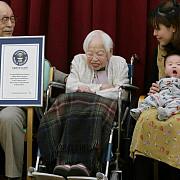 misao okawa cea mai batrana femeie din lume a decedat la varsta de 117 ani