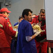 starea victimelor de la colectiv - 56 de persoane ranite mai sunt internate 13 in stare critica si grava