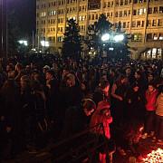 mii de ploiesteni la marsul tacerii in solidaritate cu victimele infernului colectiv foto