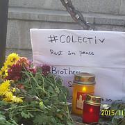 mars pentru comemorarea victimelor din colectiv astazi la ploiesti