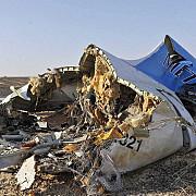 bomba din avionul metrojet a fost pusa sub un scaun