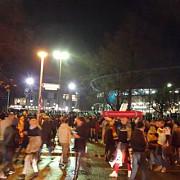 meciul germania - olanda anulat stadionul este evacuat