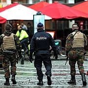 capitala belgiei ramane sub alerta terorista suspectul salah abdeslam s-ar putea detona in orice moment