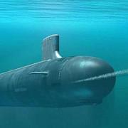 un submarin rusesc a pus pe jar marea britanie