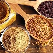 semintele de mustar au efect antiinflamator previn cancerul si ajuta in slabire