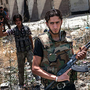 sua ar putea folosi forta pentru a-i proteja pe rebelii sirieni de rusi