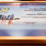 sinaia a castigat marele premiu in competitia orasul reciclarii 2015