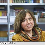 svetlana alexievich a castigat premiul nobel pentru literatura