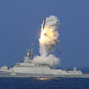 pe cine sa crezi oficiali sua rachete lansate de rusia din marea caspica au cazut in iran