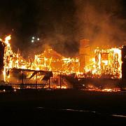 suedia inca un adapost pentru refugiati a fost incendiat