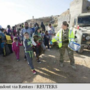 cipru migranti aflati la o baza britanica cer azil