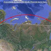 rusia a mai testat o racheta intercontinentala