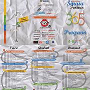 sinaia365 - 21 de ani de festival 3 zile de distractie 1 tema