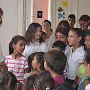 principesa maria vizita la centrul organizatiei umanitare concordia de la aricestii rahtivani