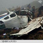 un avion de evacuare medicala s-a prabusit in largul senegalului sapte disparuti