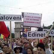 protest de amploare la chisinau cea mai mare manifestatie din ultimii 20 de ani