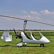 un girocopter s-a prabusit in judetul harghita iar pilotul a murit
