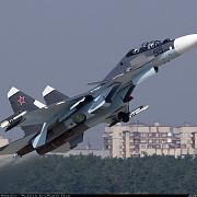 rusia mizeaza pe manevrabilitate armata a comandat 30 de avioane su-30sm
