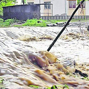 inundatii in vestul tarii
