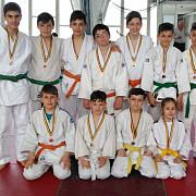 judo csm ploiesti medalii in salina
