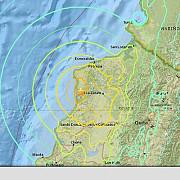 cutremur puternic si in ecuador