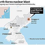 sua ameninta coreea de nord care pregateste un nou test nuclear