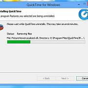 ai quicktime pentru windows pe calculator dezinstaleaza-l repede