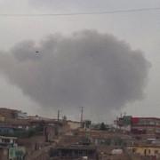 explozii si schimb de focuri in centrul orasului kabul talibanii au revendicat atacul