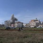 un nou tir cu racheta asupra orasului kilis din turcia s-a soldat cu victime