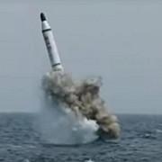 coreea de nord ar fi lansat cu succes o racheta balistica de pe un submarin