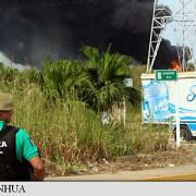 explozie la o uzina petrochimica in mexic bilantul victimelor a crescut la 32 de morti