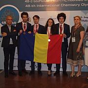 elevii romani au reusit cel mai bun rezultat din istorie la olimpiada internationala de chimie