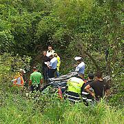 doi tineri decedati au fost gasiti intr-o masina descoperita de un cioban