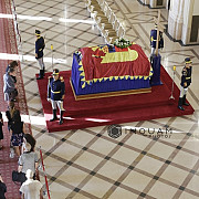 reprezentanti ai familiilor imperiale ale rusiei austriei si germaniei si ai familiilor regale ale olandei si belgiei asteptati la funeraliile reginei ana