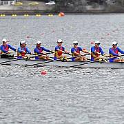 rio 2016 echipajul feminin de 8+1 al romaniei s-a calificat in finala la canotaj
