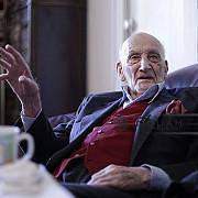 istoricul si filosoful neagu djuvara implineste varsta de 100 de ani