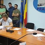 adrian dobre a recunoscut ca proiectul prezentat consilierilor locali nu este legal