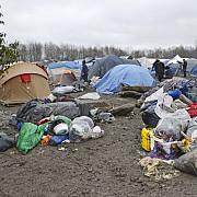aproape 7000 de migranti inregistrati in jungla de la calais