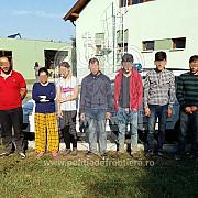 timis 24 de turci intre care 11 copii descoperiti in timp ce incercau sa intre ilegal in tara