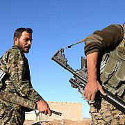 fortele democratice siriene conduse de kurzi au distrus trei tancuri ale armetei turce