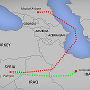 iranul strange relatiile cu rusia avioane rusesti au facut exercitii in regiunea hamadan