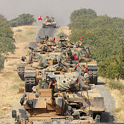 cel putin 35 de civili au fost ucisi in ofensiva armatei turce in siria