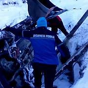 turisti care au derapat cu masinile pe trasee montane din bucegi salvati de echipe de jandarmi montani in ultimele 24 de ore
