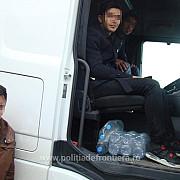 doi turci si un sirian care incercau sa intre ilegal in tara au fost prinsi de politistii de frontiera din giurgiu